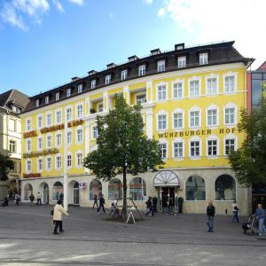 Hotel Pictures: Hotel Würzburger Hof ****, Würzburg