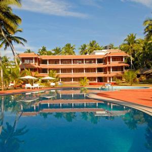 Zdjęcia hotelu: Abad Harmonia Ayurvedic Beach Resort, Kovalam