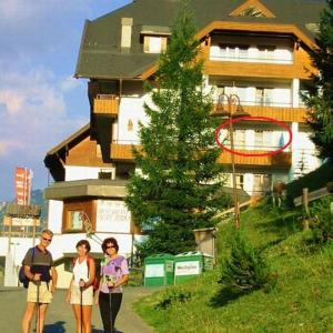 Hotellikuvia: Appartement Sonja Nassfeld, Sonnenalpe Nassfeld
