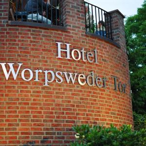 Hotel Pictures: Hotel Worpsweder Tor, Worpswede