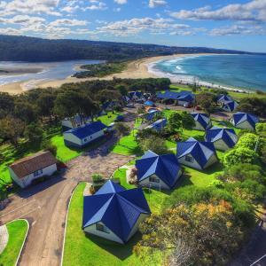 Hotelbilleder: Beach Cabins Merimbula, Merimbula