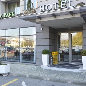 酒店图片: City Park Hotel, 斯科普里
