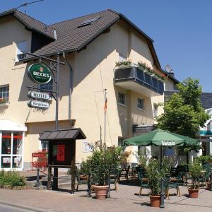 Hotelbilleder: Hotel Burgklause, Nickenich