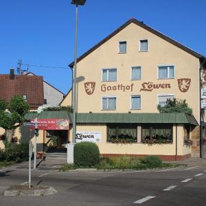 Hotelbilleder: Hotel-Restaurant Löwen, Süßen