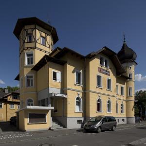 Φωτογραφίες: Hotel Falken, Μπρέγκενζ