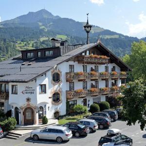酒店图片: Alpenappartement Europa, 蒂罗的圣约翰
