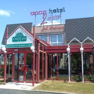 Hotel Pictures: Hôtel Crocus Caen Parc Expo, Caen