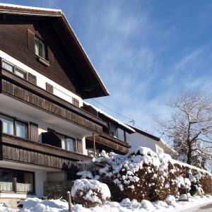 Hotelbilleder: Gästehaus Böck, Pfronten