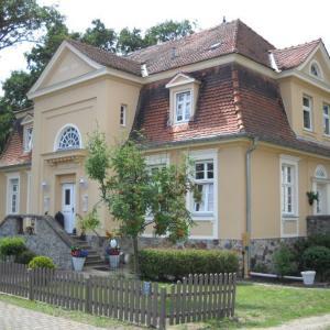 Hotelbilleder: Villa Emil, Zerben