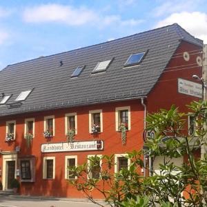 Hotelbilleder: Altes Wirtshaus, Tharandt