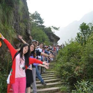 Hotel Pictures: Jixi Huihanggudao Cuizhu Mountain Villa, Jixi