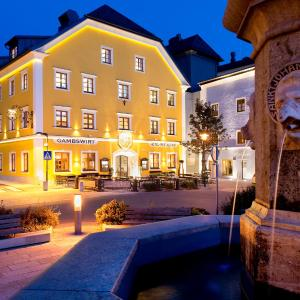 Fotografie hotelů: Gasthof Gambswirt, Tamsweg