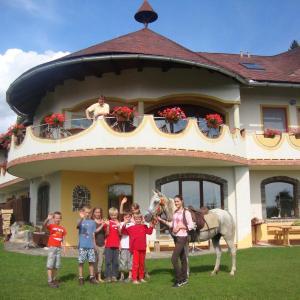 ホテル写真: Biolandhaus Arche, Eberstein