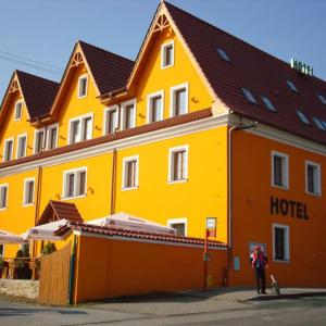 Hotel Pictures: Hotel Vyzlovka, Kostelec nad Černými Lesy