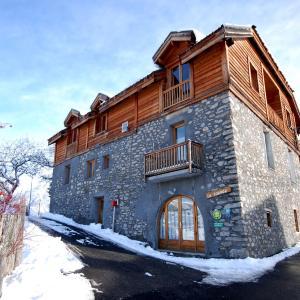 Hotel Pictures: La Source Chambres d'hôtes, Risoul