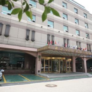 Fotografie hotelů: Suncheon Royal Tourist Hotel, Suncheon