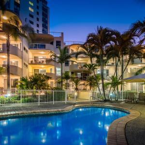 Hotellikuvia: The Burlington Holiday Apartments, Maroochydore