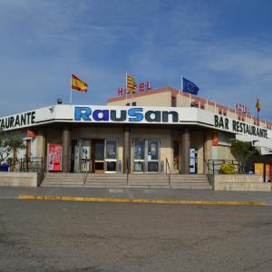 Hotel Pictures: Hotel Rausan, Alfajarín