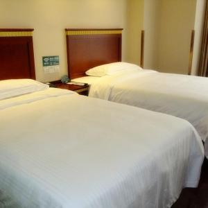 Hotel Pictures: GreenTree Inn Jiangsu Nantong Qidong Middle Heping Road Business Hotel, Qidong
