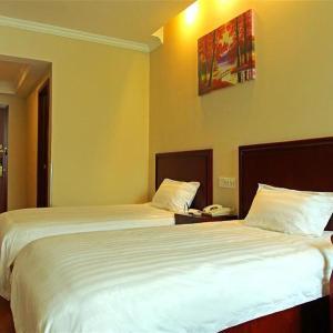 Hotel Pictures: GreenTree Inn ShanDong LinYi YiShui County Angel Garden Express Hotel, Yishui