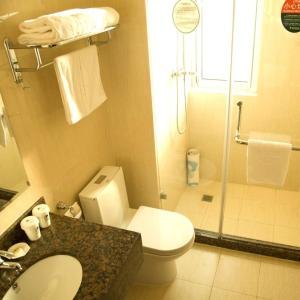 Hotel Pictures: GreenTree Inn JiangSu TaiZhou XingHua WuLi Road WuLi Bridge Express Hotel, Xinghua