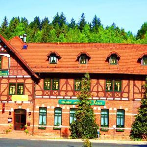 Hotel Pictures: Hotel Zum Goldenen Hirsch, Hirschbach