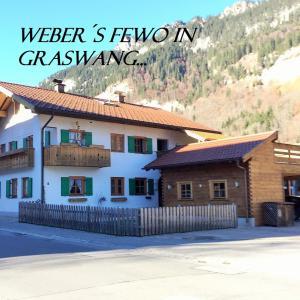 Hotelbilleder: Weber´s Fewo, Graswang