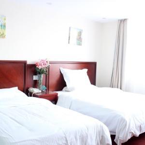 Hotel Pictures: GreenTree Inn Jiangsu HuaiAn Lianshui Jindi International Garden Business Hotel, Lianshui