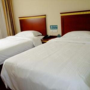 Hotel Pictures: GreenTree Inn ShanDong LaiWu West LaiWu Road Express Hotel, Laiwu