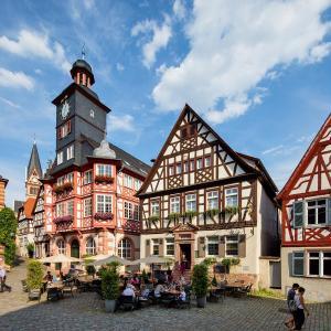 Hotelbilleder: Hotel Restaurant Goldener Engel, Heppenheim an der Bergstrasse