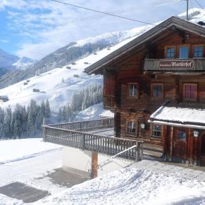 Fotografie hotelů: Ferienhaus Martlerhof Schöneben, Tux