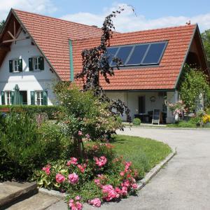 Hotelbilleder: Buschenschank Orsl, Wildbach