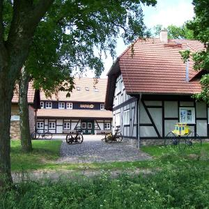 Hotel Pictures: Usedom, Stolpe auf Usedom