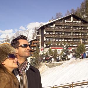 Hotel Pictures: Antares, Zermatt