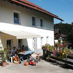Hotelbilleder: Haus Rita, Thurmansbang
