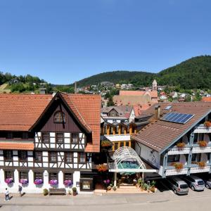 Hotelbilleder: Hotel Rössle, Alpirsbach