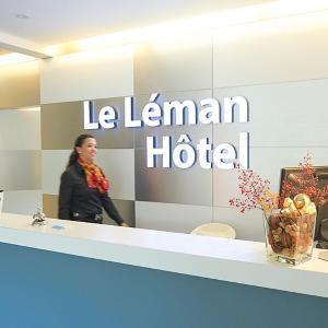 Hotel Pictures: Le Leman Hotel, Vevey