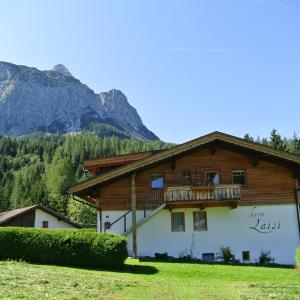 Foto Hotel: Beim Laisi, Ehrwald
