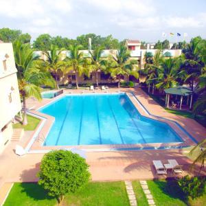 Hotelfoto's: Hotel Ghis Palace, Baguida