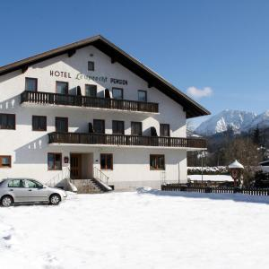 Hotelbilleder: Pension Leuprecht, Reutte