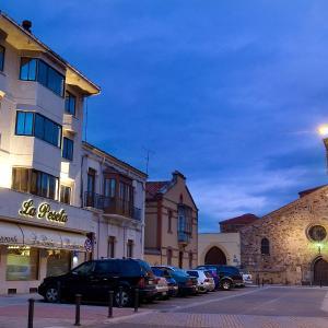 Hotel Pictures: Hotel Restaurante La Peseta, Astorga