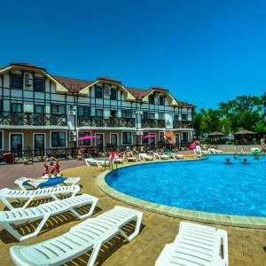 Fotos do Hotel: Parus Resort, Yeysk