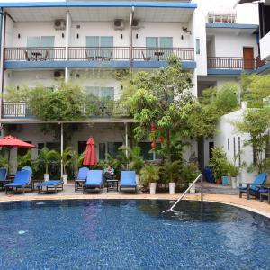 Hotellbilder: Billabong Hostel, Phnom Penh