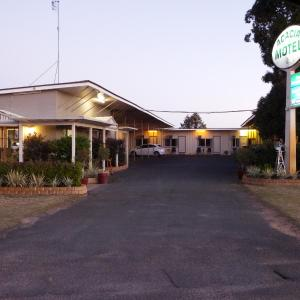 酒店图片: Acacia Motel, Chinchilla