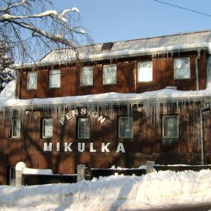 Hotel Pictures: Pension Mikulka, Mikulov v Krušných Horách