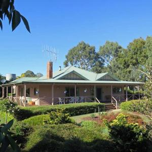 Fotos del hotel: Fernside Strathbogie - Rejuvenate Stays, Strathbogie