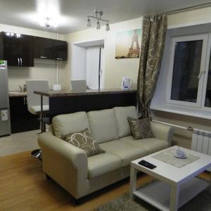 Foto Hotel: Apartments on Severniy Proezd 11, Krasnoyarsk