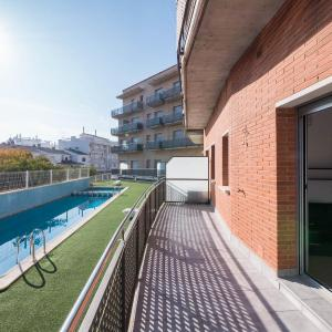 Фотографии отеля: Apartamentos AR Espronceda, Бланес