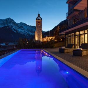 Hotel Pictures: Hôtel National Resort & Spa, Champéry