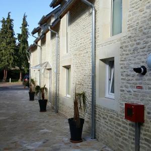 Hotel Pictures: Hotel de la Gare, Mézidon-Canon